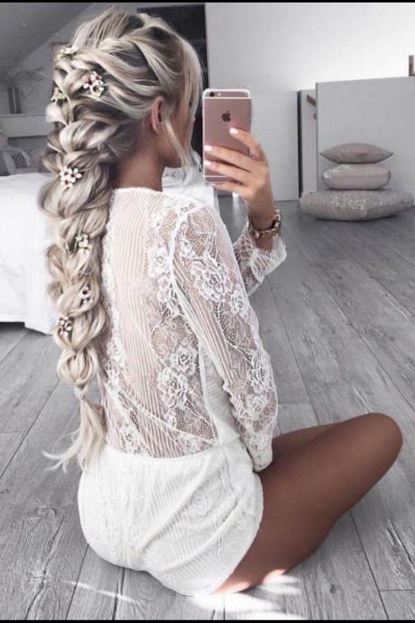 💇 101 Stunning Braided Hairstyles | Hair Style | Pinterest | Hair ...