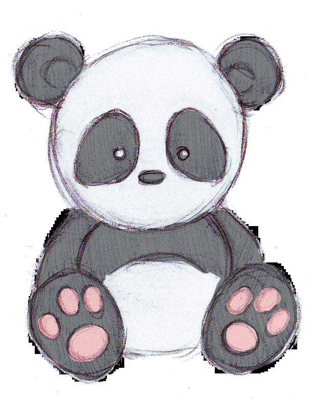 Cute-Panda by ItzAmandaYay on deviantART | Pandas ...
