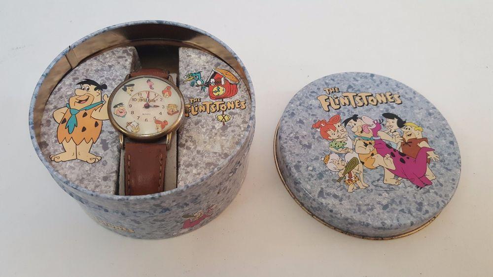 1994 Hanna-Barbera The Flintstones Watch  | eBay
