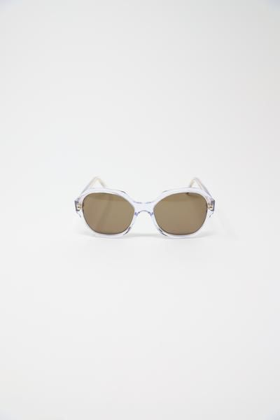 Clear Frames With Brown Lens Lens Cat Eye Sunglasses