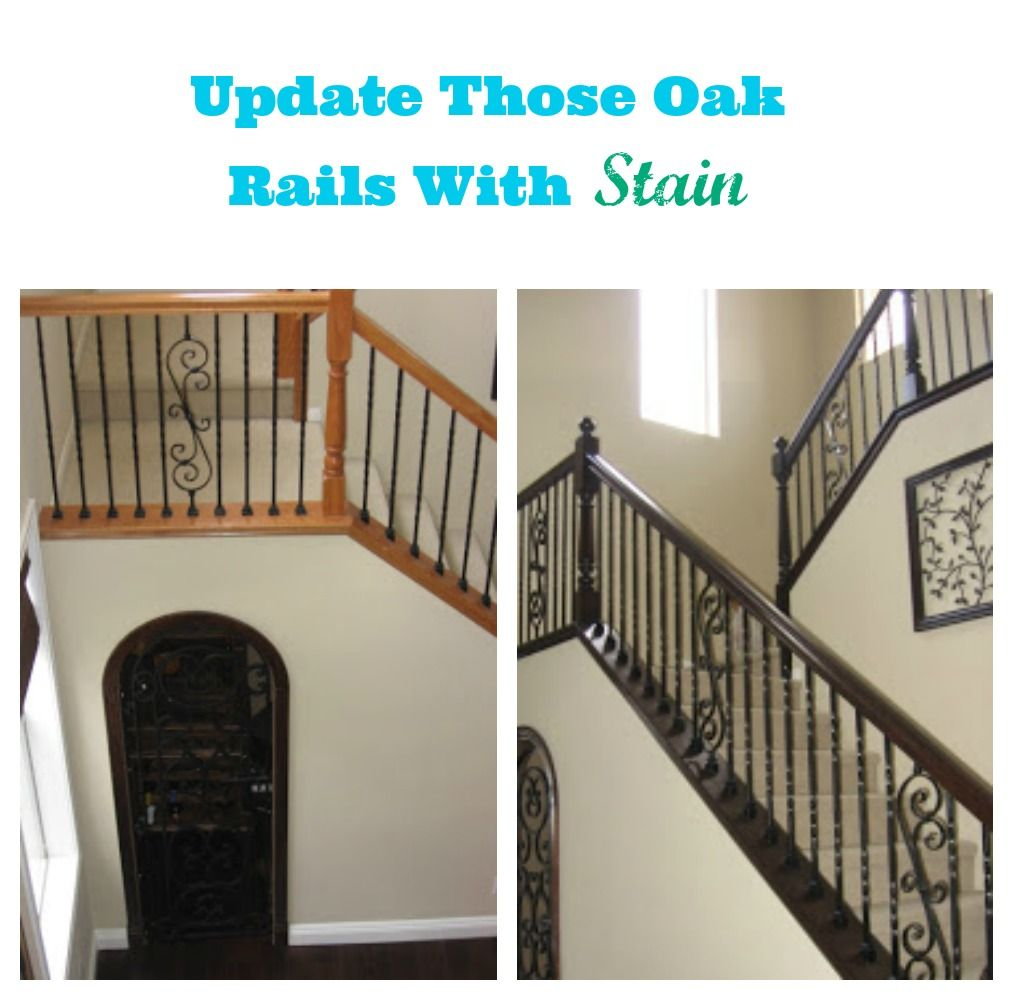 Banister Remodel, Stairs