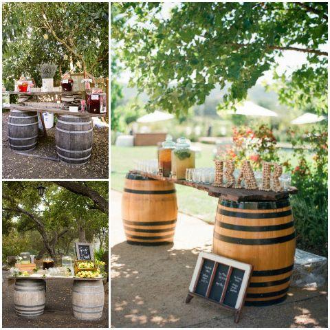 best 25 whiskey barrel wedding ideas on pinterest