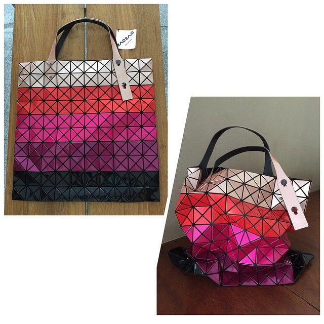 Brand new Issey Miyake baobao - Lucent Tote (limited edition Colour) for  sale. fa0634e0641f5