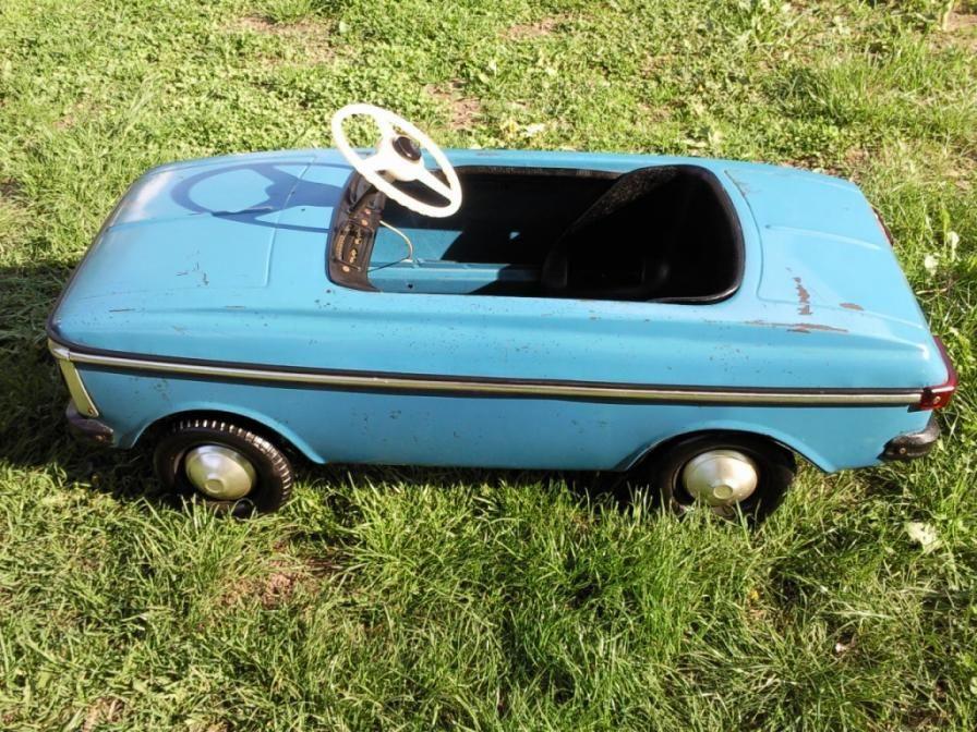 Moskwicz Azak Samochodzik Na Pedaly Nowy Prl 5336036512 Oficjalne Archiwum Allegro Retro Poland Country My Childhood