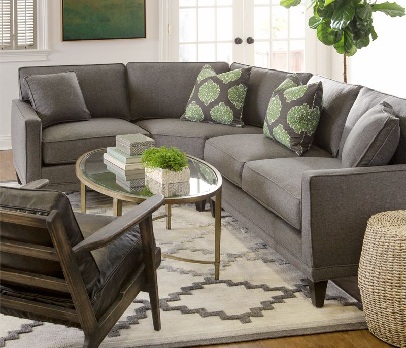 Oslo 3-pc Sectional with Wedge | Living Room in 2019 | Boston ...