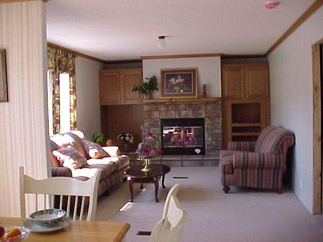 Fleetwood home interiors humfleet homes single wide double  triple mobile livingroom ideas pinterest also rh