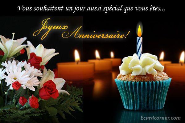 Joyeux Anniversaire Birthday greetings in french – Birthday Greeting in French