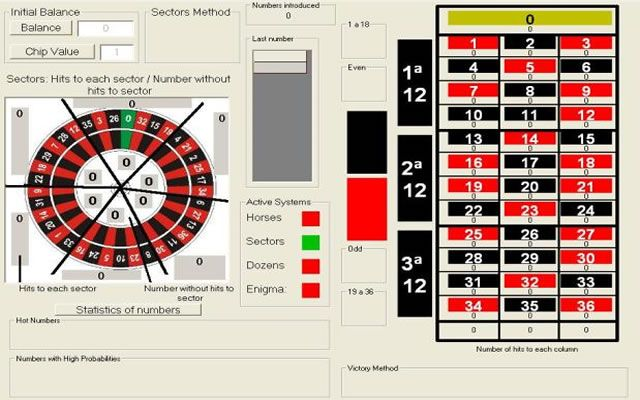 Roulette strategy black and red