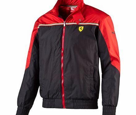 1659444b3ea Puma Scuderia Ferrari 2015 Lightweight Jacket Black Scuderia Ferrari 2015  Lightweight Jacket from PUMA in Black