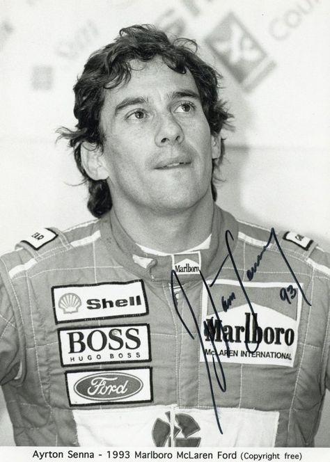 Ayrton Senna, 1993 Mais