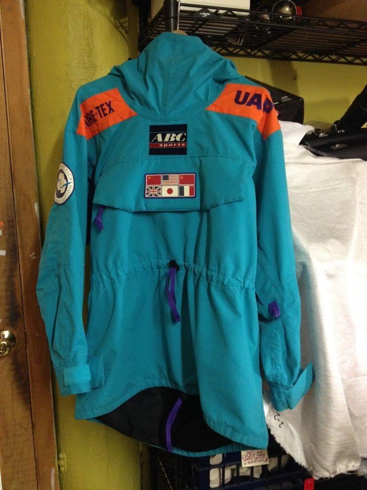 07d3146a2f Rare Trans Antarctica 1990 Expedition Jacket North face Gortex ...