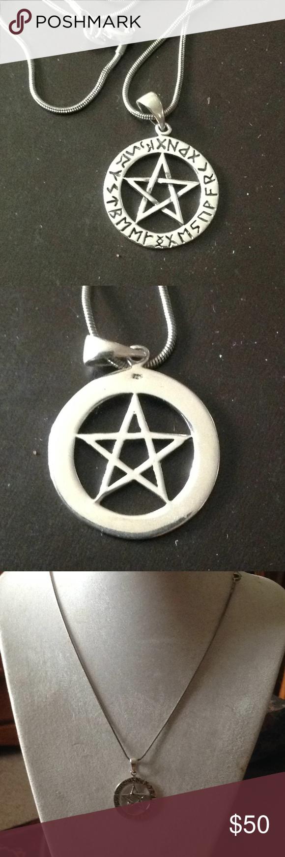SALEM pentagram necklace sale