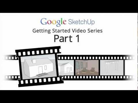 Learn The Fundamentals Of Sketchup By Following Along With This Video Series Each Video Is A