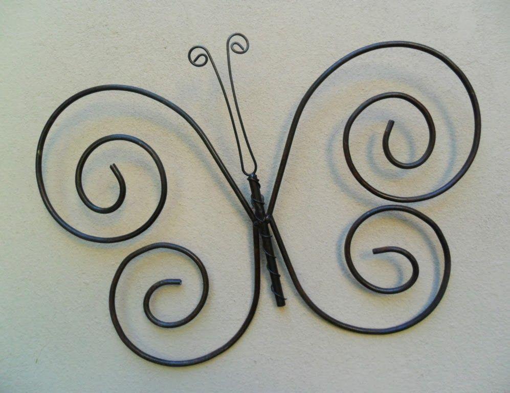 Más de 1000 ideas sobre decoración de hierro forjado en pinterest ...