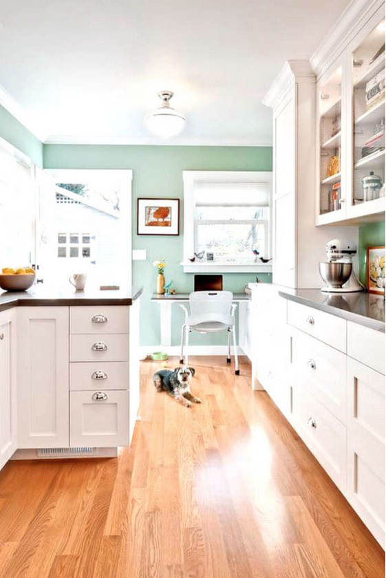Admirable Tasteful Ways To Add Color To Your Kitchen Kitchen Interior Design Ideas Inamawefileorg