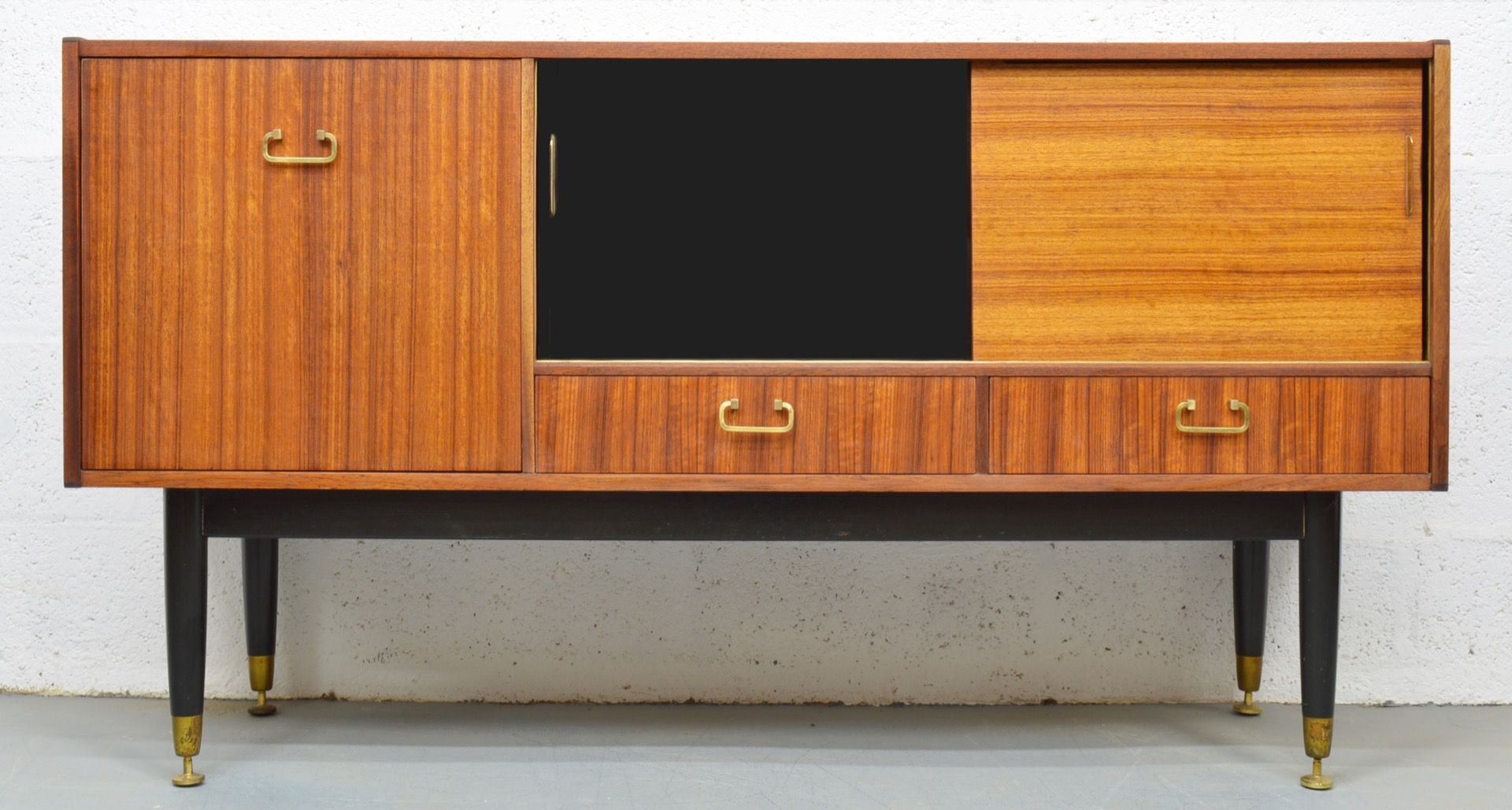 Mid century g plan teak sideboard from the tola range with sliding mid century g plan teak sideboard from the tola range with sliding doors vtopaller Gallery