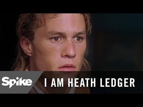 The Trailer For I Am Heath Ledger Will Probably Make You Cry Heath Ledger Documentaries Heath