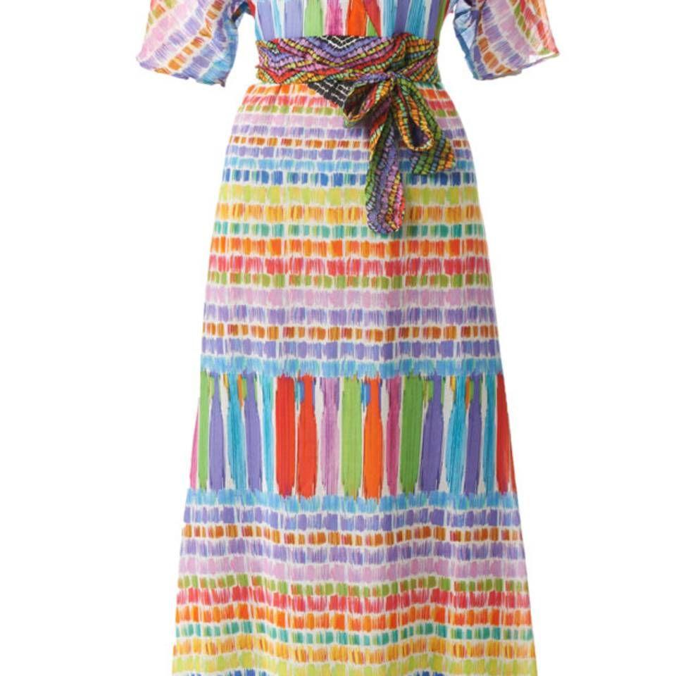 Schnittmuster: Hippie-Kleid nähen - eine Anleitung   Hippie kleid ...