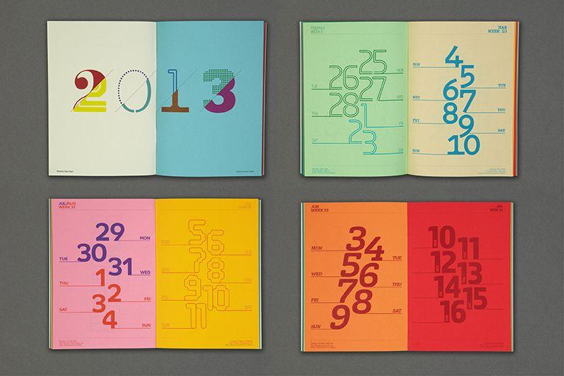 Woodstock Promotional Calendar for Fedrigoni The One Off