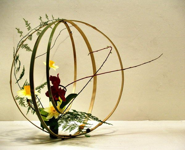 I can see these hanging from the trees as well as on the tables of the Nature Themed Wedding