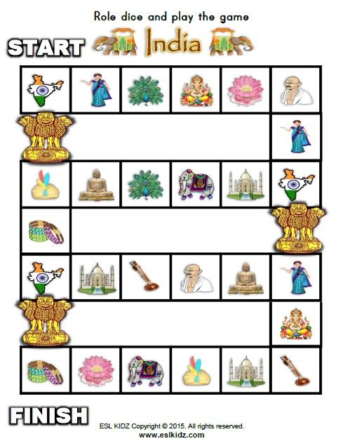 India Classroom Center Activity Bundle India For Kids Preschool Planning Independence Day Activities