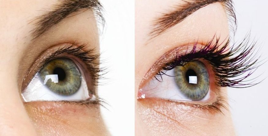 How To Make Your Eyelashes Grow Faster Learning Makeup And Hair