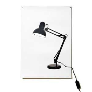 This Is A 2d Wall Mounted Light Named The Flat Life Wall Lamp It Hangs On The Wall Like A Picture Lamp Anglepoise Lamp Desk Lamp