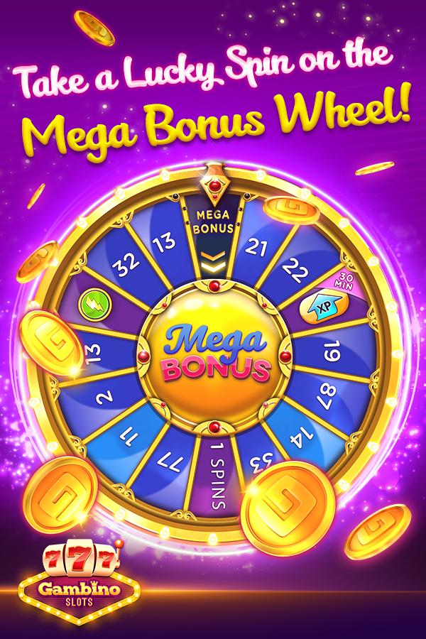 Spin Win On The Mega Bonus Wheel Enjoy Free Surprises Daily At