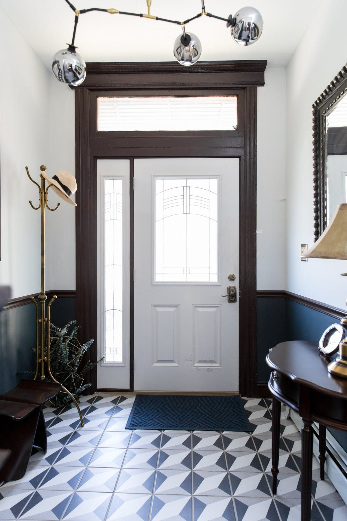 The Gut Reno Of A 119 Year Old Brooklyn Home Is Impressive Home White Office Decor Gravity Home