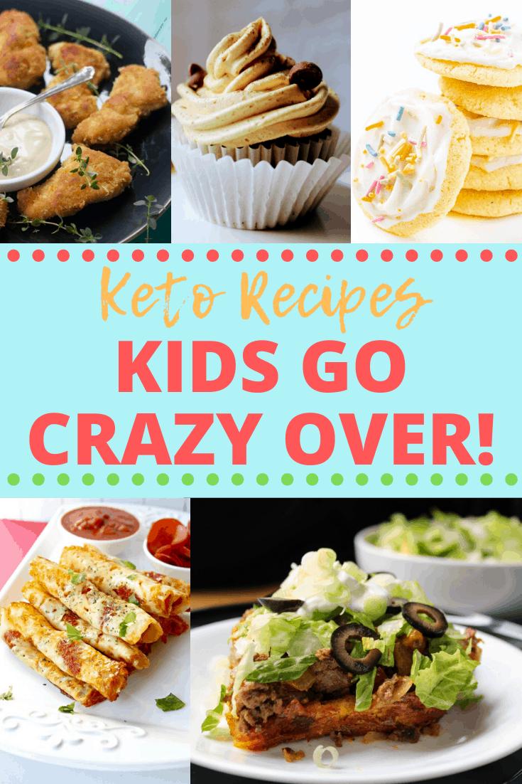 Keto Recipes for Kids – Keen for Keto – Kid Friendly Keto Meals!