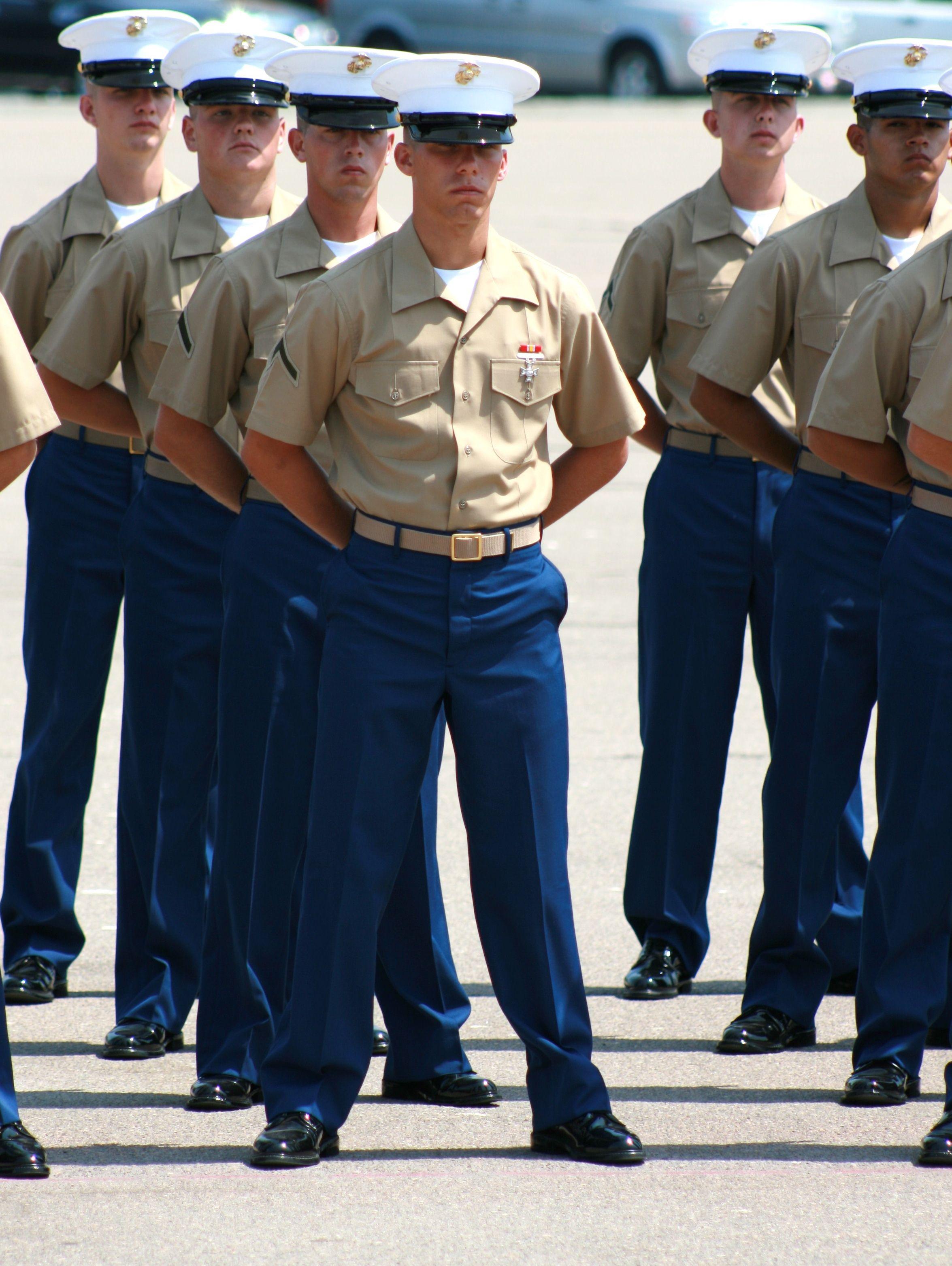 Marines Parade Resttttt