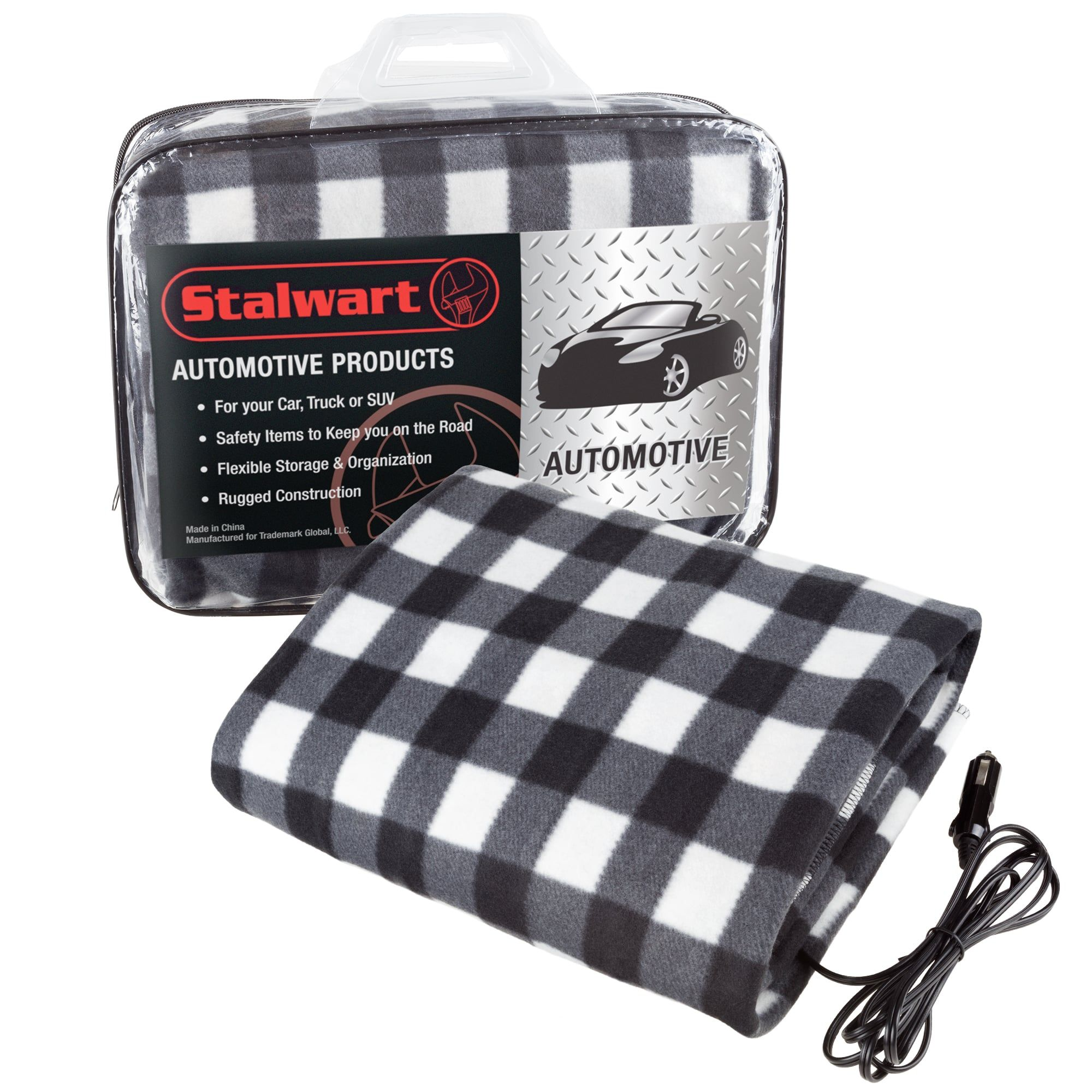 Stalwart Electric Heater Car Blanket Gift Ideas Car Blanket