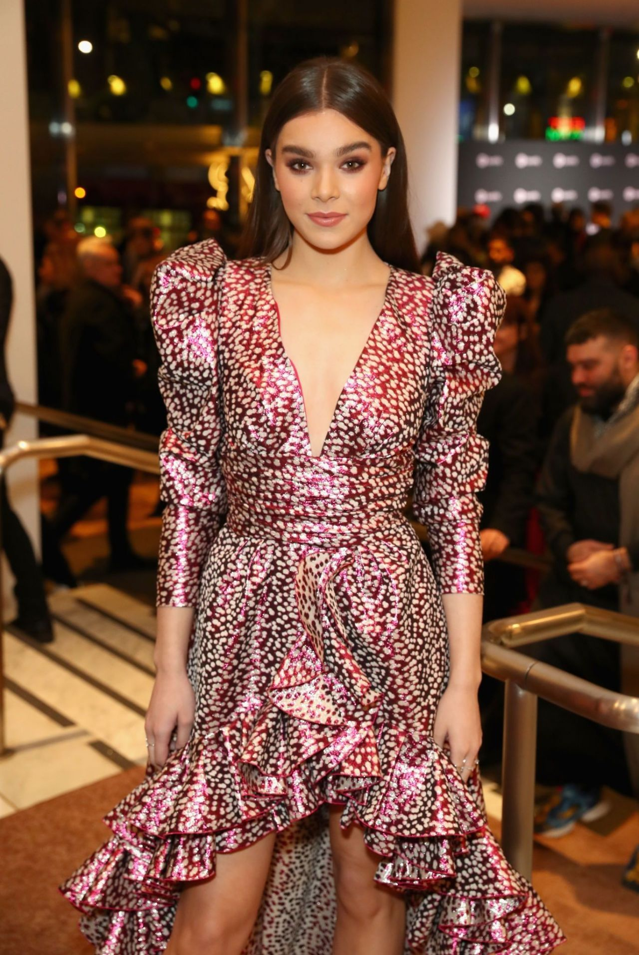 Hailee Steinfeld At Best New Artist 2019 Event in LA | Hollywood