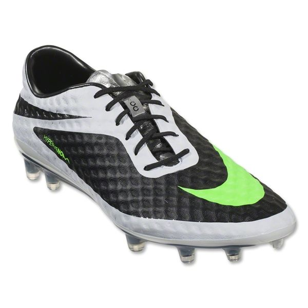 Nike Hypervenom Phantom FG (Black/Neo Lime)