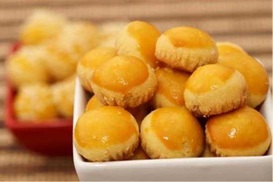 Resep Kue Nastar Selai Durian Resepkoki Co Makanan Kue Putri Resep Kue