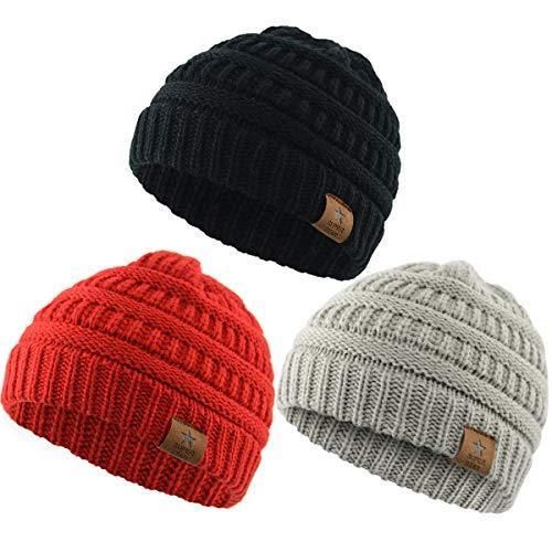 af9bc182a Zando Baby Beanies Infant Toddler Winter (One Size