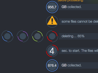 DaisyDisk 4 Collector | Dark UI | The collector