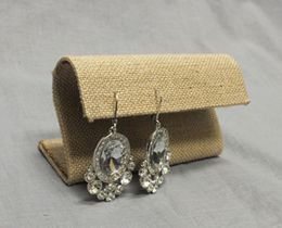 Linen Earring Display Jewelry Display