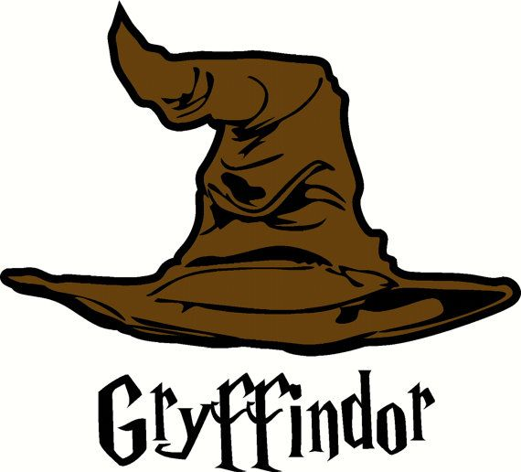 24++ Harry potter sorting hat clipart info