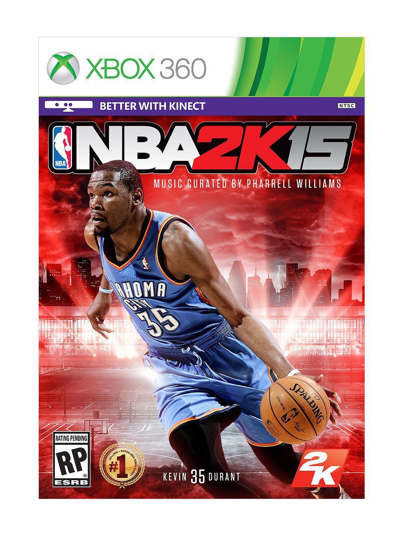 NBA 2K15 Nba, Xbox one games, Xbox one