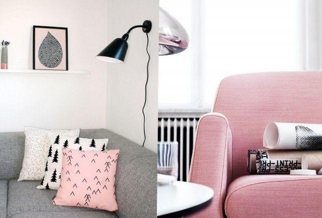 Une Selection Deco En Rose Pastel Decoration