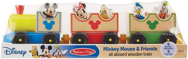 Disney Disney& Mickey Mouse Clubhouse Play n' Sort Train