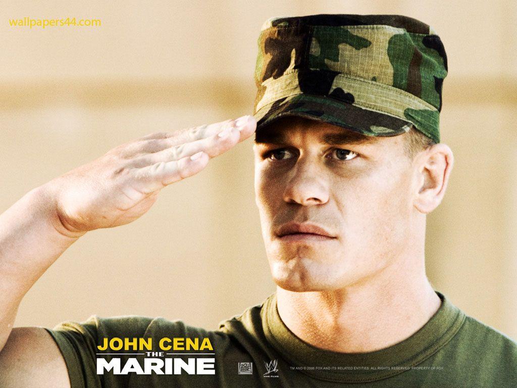 John Cena The Marine John Cena John Cena Marine Professional Wrestler