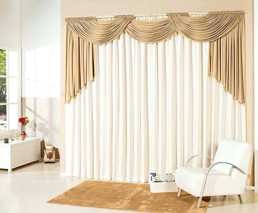 Valance Curtains For Living Room Wild, Living Room Curtains With Valance