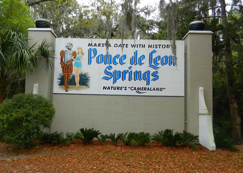 De leon springs state park known for pancakes has much