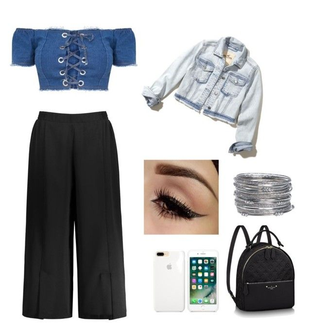 """Sin título #2"" by giannu on Polyvore featuring moda, Hollister Co. y Avenue"