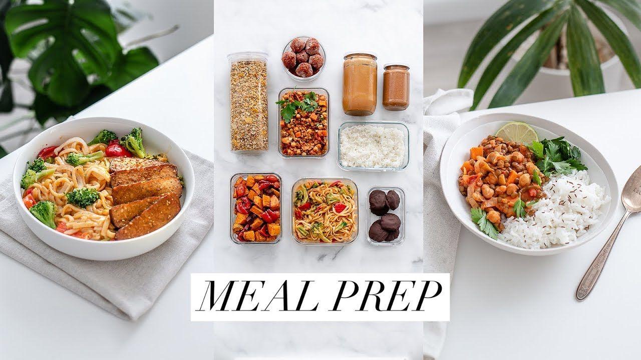 Meal Prep pour la Semaine   Santé, Économies, Organisation ...