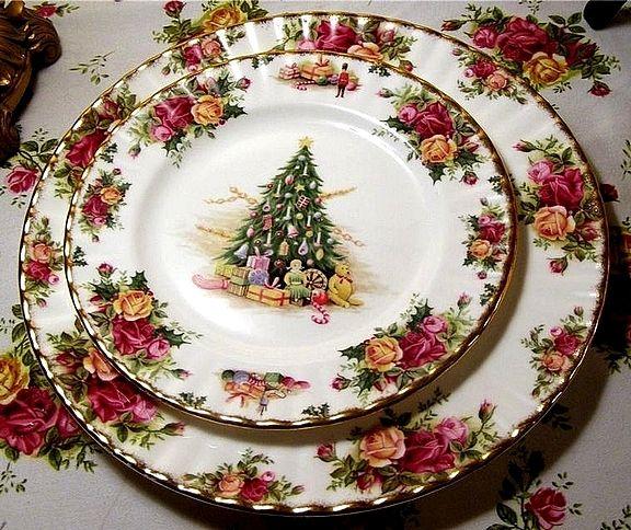 christmas porcelain Pinterest Kerst servies, Servies and Kerst