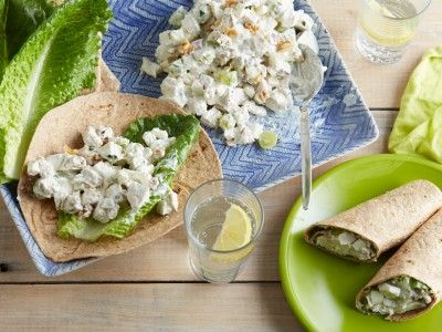 Healthy Chicken Lunches : Videos : Cooking Channel