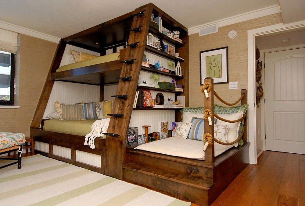 Awesome Loft Bunk Beds Design - http\/\/wwwforskolinslim - schlafzimmer mit amp uuml berbau neu